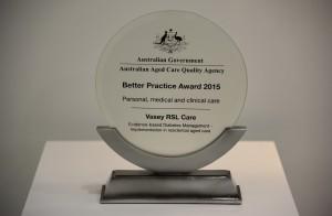 AACQA Award 2015