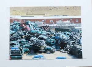 gavan-ryan-afghanistan-national-police-wrecked-vehicles-small