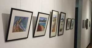 Patricia Coe - series of paintings