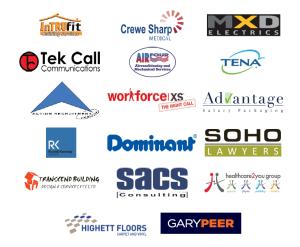 SalX Major Sponsors