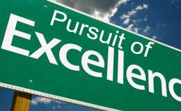 pursuite of excellence